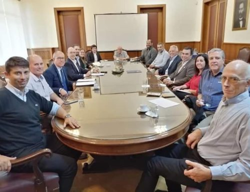 Reunión de la Comisión sobre Políticas de Frontera