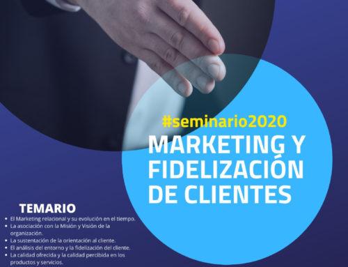 Taller de Marketing y Fidelización de Clientes